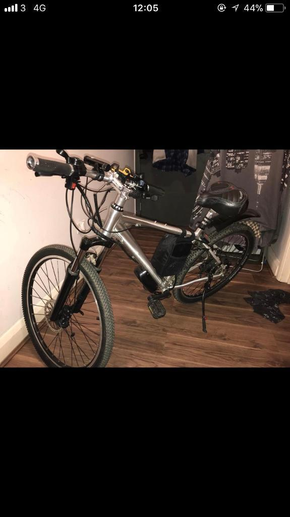 Eletric bike 26 inch 30 mph/50kmh speed with no battery