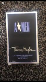 Thierry mugler A* Men 100ml aftershave edt perfume Rrp £55