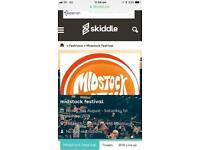 Friday midstock dalkeith festival tickets 2 adults