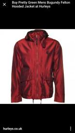 PRETTY GREEN FENTON JACKET (size Large)
