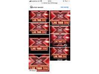 2 X-Factor Tickets Wembley Sat 24th Feb BARGAIN!