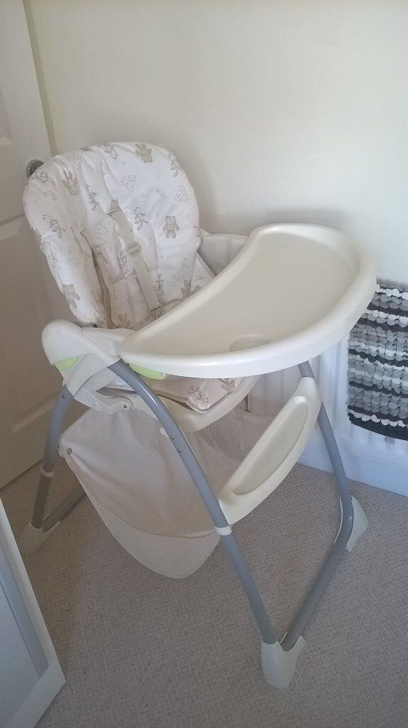 High Chair. Mothercare