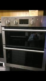 Hotpoint Built in Under Electric Double Oven New and Unused