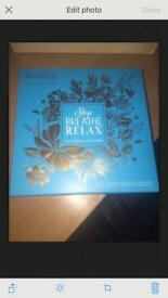 Decléor Stop Breathe Relax - Hydration. Festive Gift Set New RRP £51 great Xmas gift