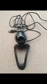 Logitech quickcam webcam