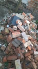 Reclaimed Victorian Brick Free to Collect - West Bridgford Notttingham