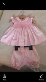 pretty original dresses/knickers