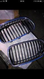 Bmw f10 grille chrome original