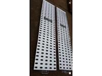 Trailer loading ramps