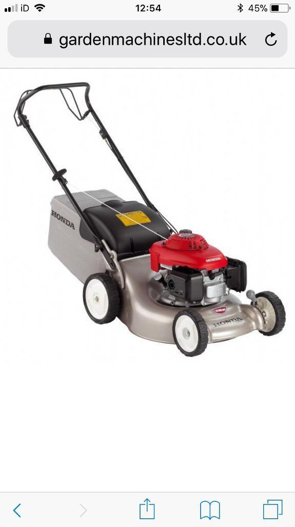 personal gas self review comparison walk mower propelled of reviews honda pace lawn behind