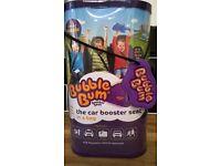 Bubble Bum Booster Seat - Purple