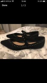 New Dorothy Perkins shoes size 6