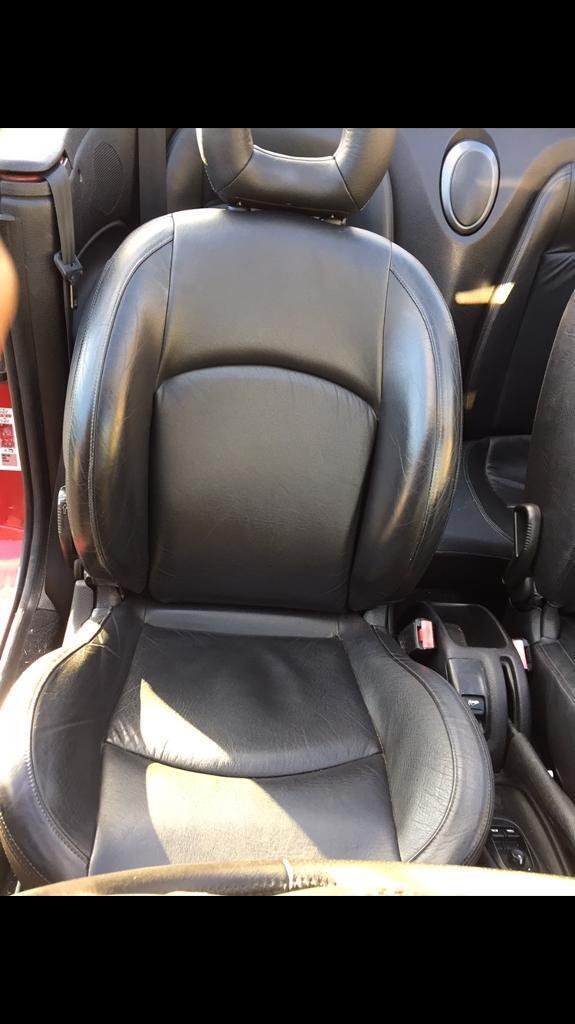Peugeot 206 cc full leather interior | in Burton-on-Trent ...