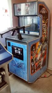 Midnight marauders coin operated Arcade machine