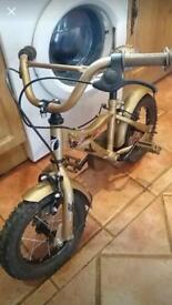 Toddlers bicycle SUPERB CONDITION