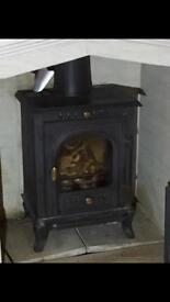 Multi fuel stove 5kw
