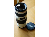 Canon 70-200L F4 IS USM + Sigma 1.4 EX APO Teleconverter