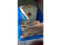 800/900 SHELLAC RECORDS
