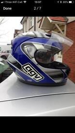 Motorcycle AGV Helmet