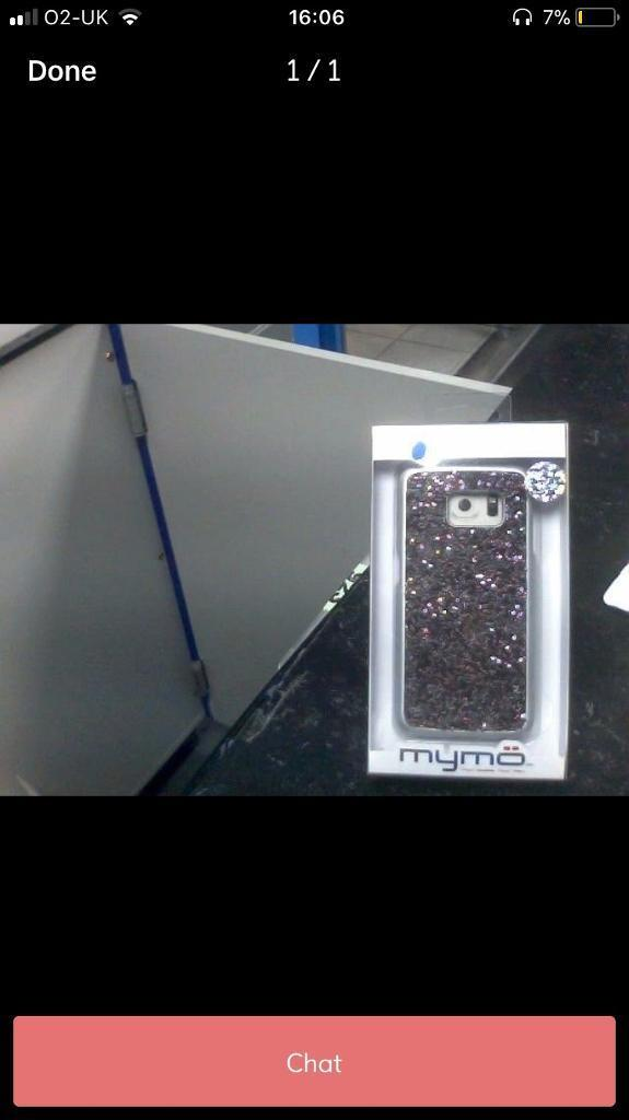 Samsung S6 Edge Diamante Case