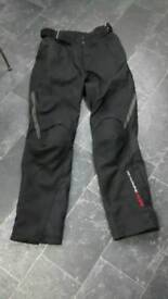 "Revit motorcycle trousers 30""-34"" waist"