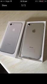 IPhone 7 -128gb Unlock