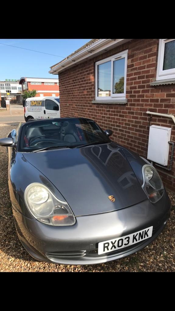 Porsche Boxster 2.7 2003