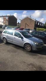 Vauxall Astra 1.6