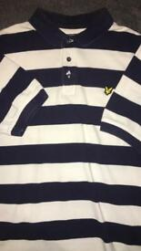 Junior Lyle and Scott polo