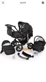 Baby Pram RRP £159