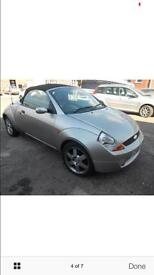 Ford street ka ice 06 reg only done 28,000 mikes