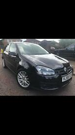 Vw golf 2.0 GT TDI 170 Sport with leathers