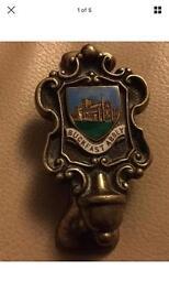 BUCKFAST ABBEY door knocker from 1910