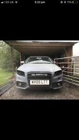 Audi A4 estate 2.0 tdi RS4 lookalike