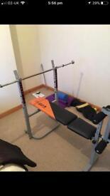 Bench & Weights