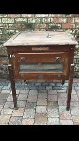Old Victorian Farm Egg Incubator Cabinet - Delivery Available