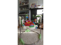 Fisher - Price Rainforest Jumperoo - Very Good Condition