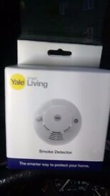Smoke Detectors Yale Smart Living - X2 New unused