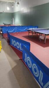 Bulk Sale! New Table Tennis Equipment