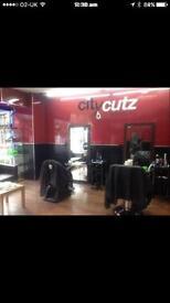 Unisex professional barber / hairdresser required