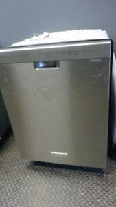 83-  NEUF - NEW  Lave-Vaisselle  KITCHEN AID  Dishwasher