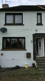 2 bedroom bungalow for long term rent   in motherwell, north