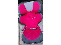Red Kids Car Seat