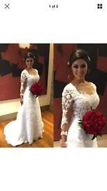 Brand new wedding dress!