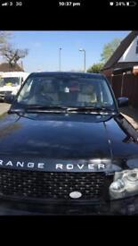 Range Rover sports 2.7