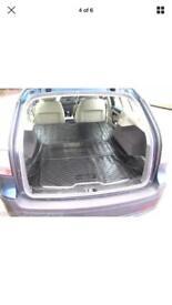 Car boot mats