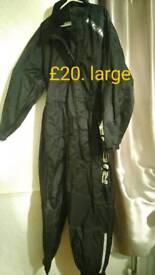 Motorcycle waterproof suit