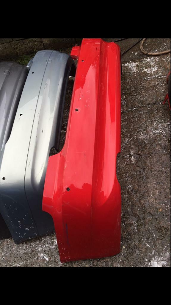 BMW e90 e92 rear bumper choice of model and colour can post