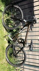 Mongoose Big bike very good condition