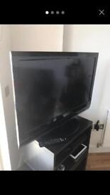 LG TV 37 inch Full HD